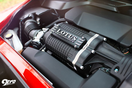 Engine Sport Car Lotus Exige S